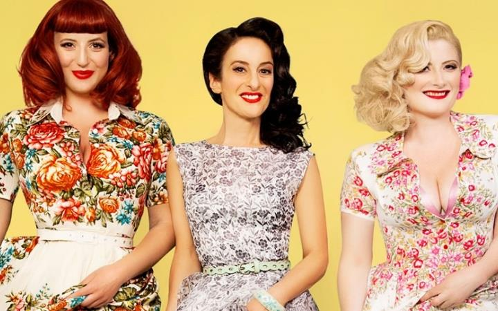 The Puppini Sisters image