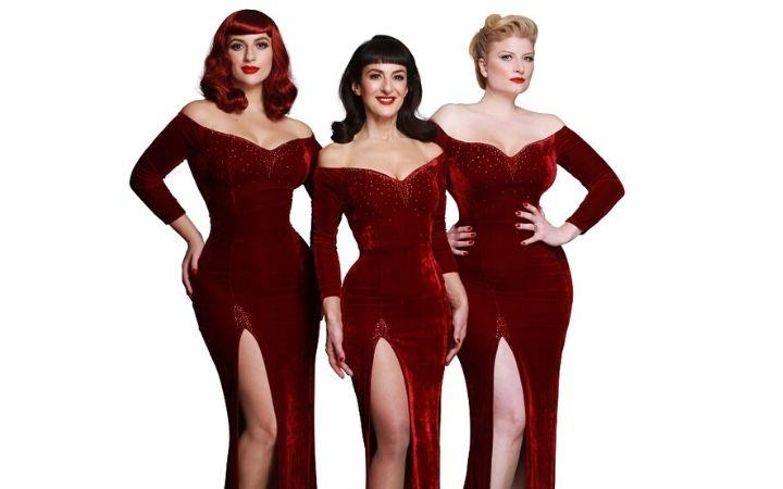 CANCELLED - Puppini Sisters image
