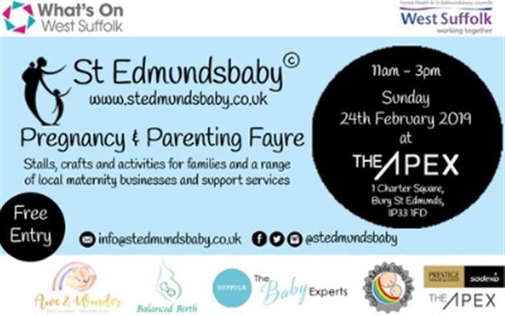 St Edmundsbaby Pregnancy & Parenting Fayre image