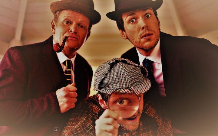 Sheerluck Holmes image