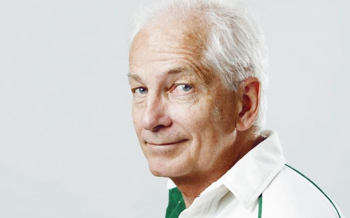 David Gower: On The Front Foot image