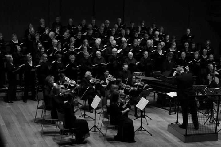Bury Bach Choir: War and Peace