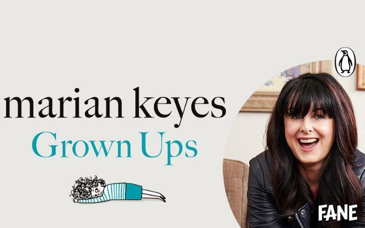 Marian Keyes: Grown Ups image