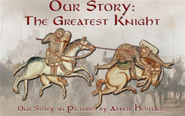The Greatest Knight – William Marshal