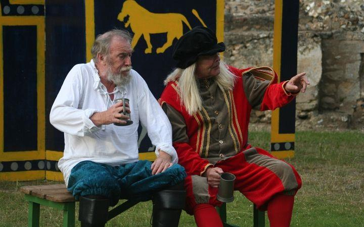 Shakespeare Picnic in the Park - Twelfth Night by William Shakespeare image