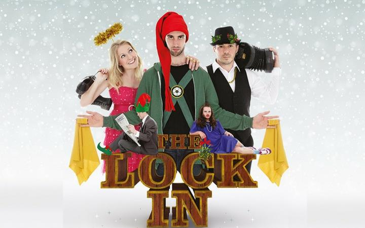 The Lock In 'Christmas Carol' image