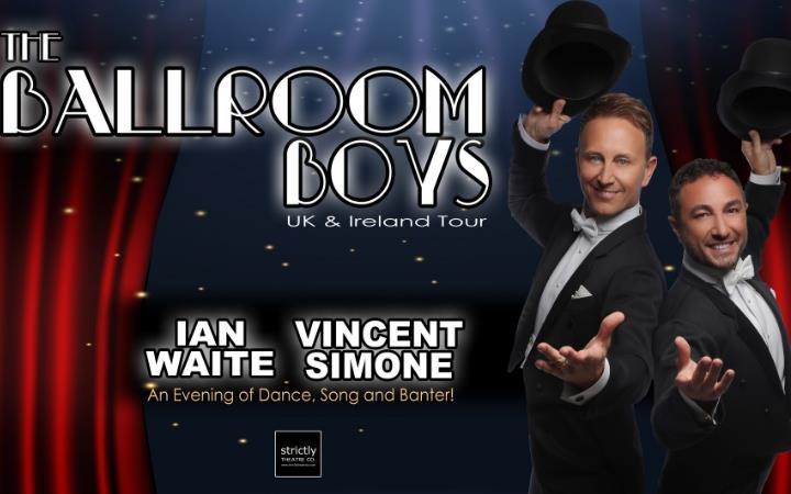 Ian Waite & Vincent Simone: The Ballroom Boys image