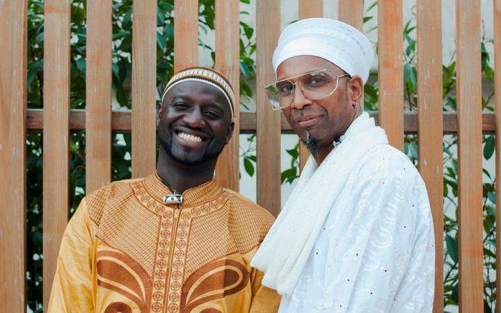 Omar Sosa and Seckou Keita