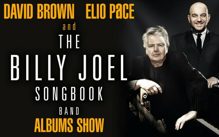 Albums Show: Elio Pace's Billy Joel Songbook