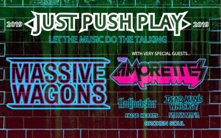 Just Push Play: Let The Music Do The Talking 2019