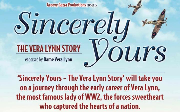 Sincerely Yours – The Vera Lynn Story image