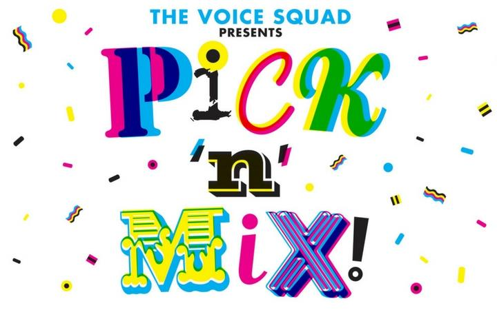 Pick 'n' Mix! The Voice Squad support the Mayor's Charities image