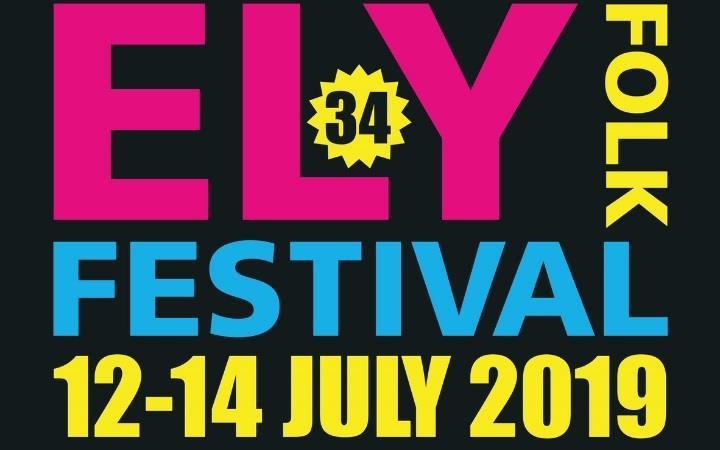 Ely Folk Festival Weekend Ticket