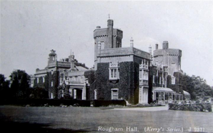 The Rise and Fall of Rougham Hall image