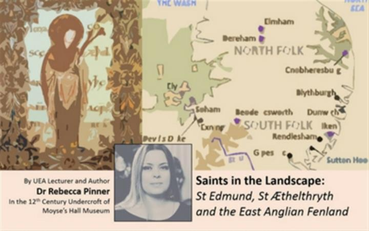 Saints in the Landscape image