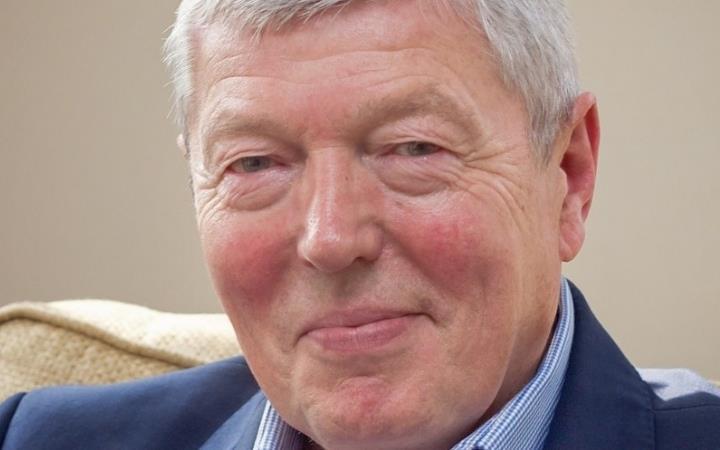 Alan Johnson: In My Life image