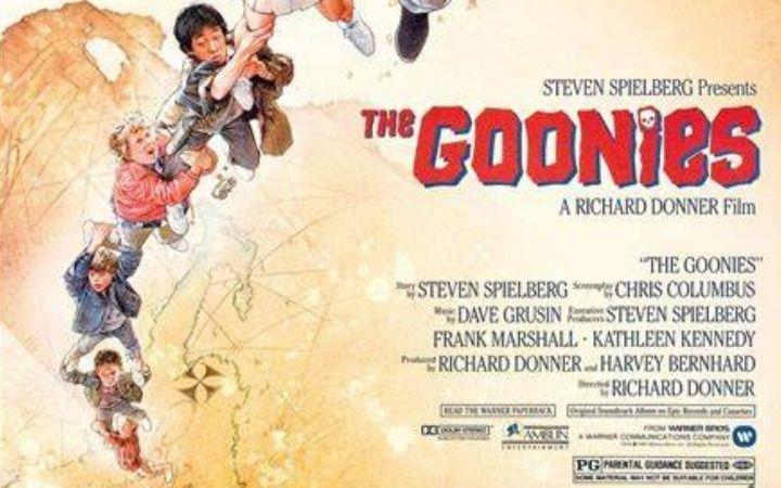 The Goonies (12) – Open Air Film Festival image