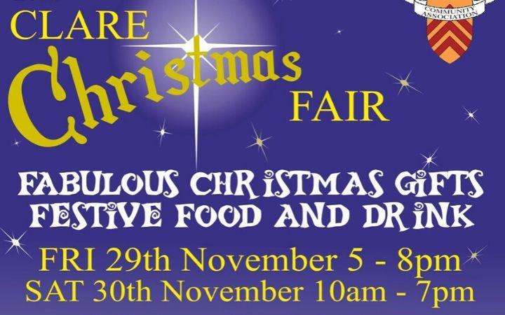 The Clare Christmas Fair