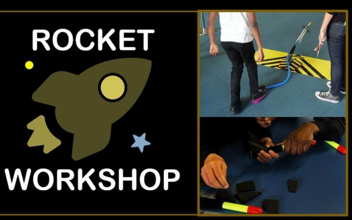Rocket Moon Shot! Workshop by Raptor Aerospace