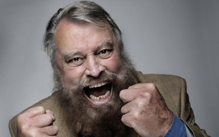 Postponed - An Evening with Brian Blessed image