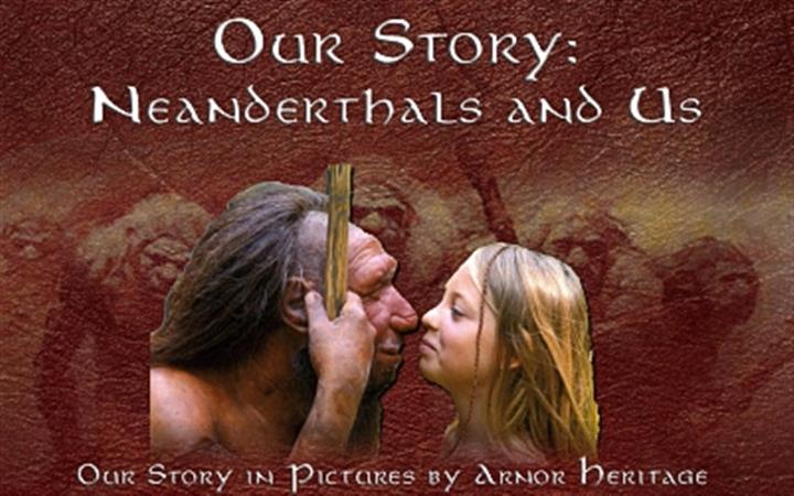 Neanderthals and Us  image