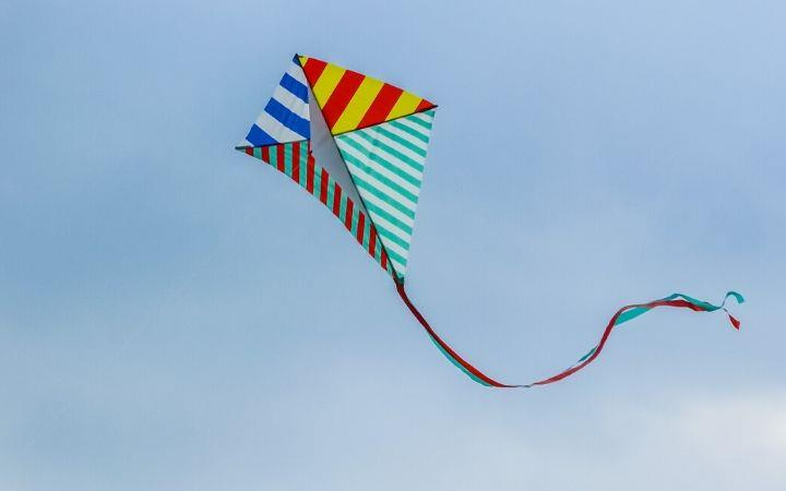 CANCELLED - Kite Making Workshop image