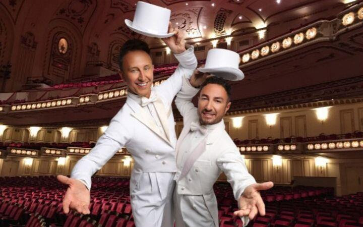 Ian Waite & Vincent Simone... Act 2