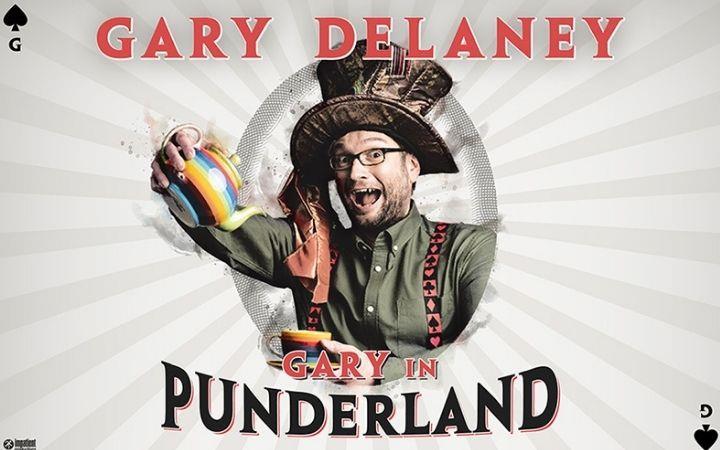 Gary Delaney - Gary in Punderland image