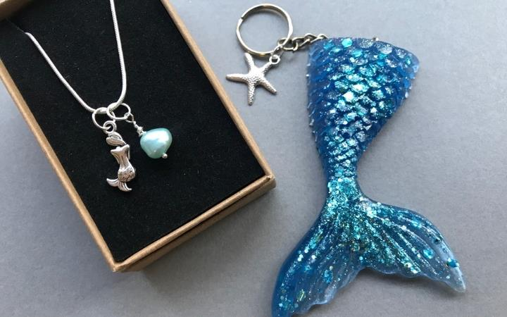 Crafty Kids Mermaid Workshop image