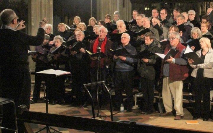 Bury Bach Choir: A Christmas Celebration image