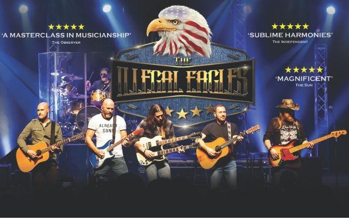 Illegal Eagles image