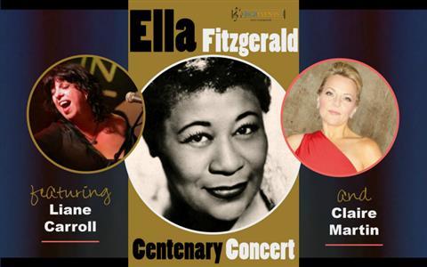 Ella Fitzgerald Centenary Concert