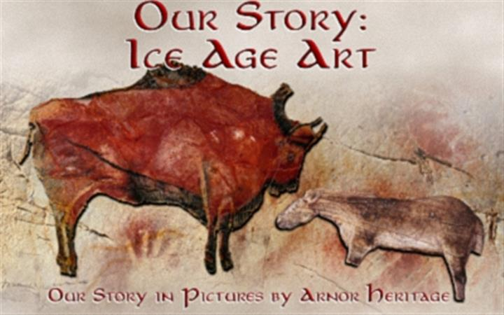 Ice Age Art & the modern mind   image