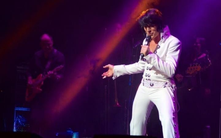 One Night of Elvis – Lee Memphis King image