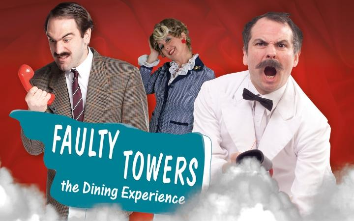 Faulty Towers - The Dining Experience image