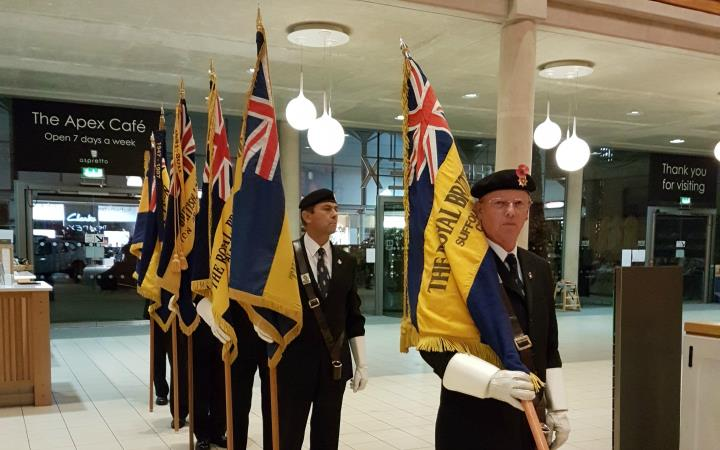 Royal British Legion Festival of Remembrance
