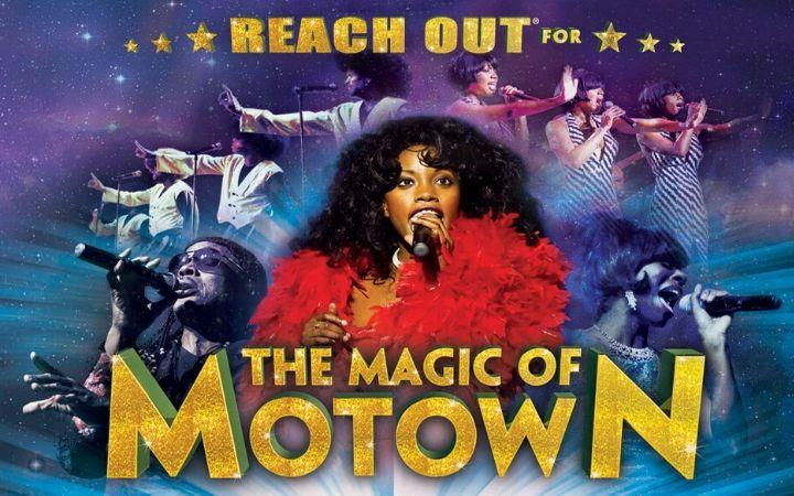 Postponed - Magic of Motown image