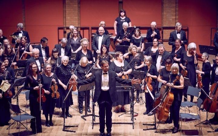 Suffolk Sinfonia Autumn Concert image
