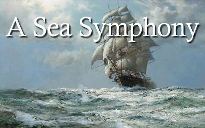 Cancelled - A Sea Symphony image