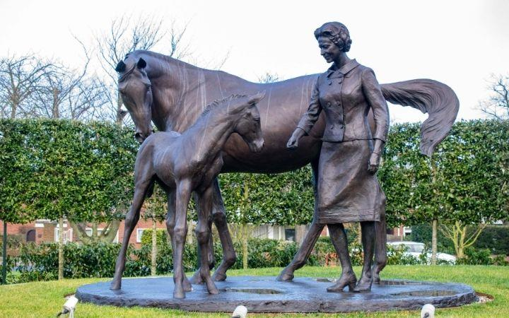 Newmarket's Racing Royalty image
