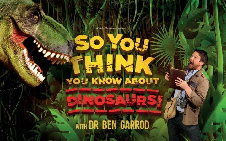 So You Think You Know About Dinosaurs? image