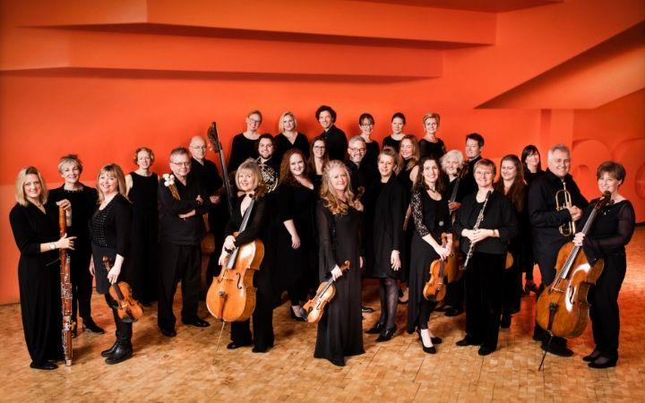 Britten Sinfonia image