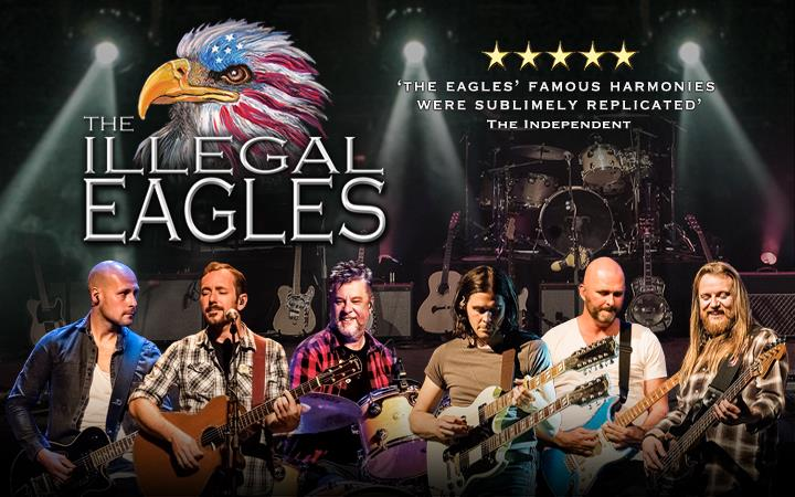 Illegal Eagles image