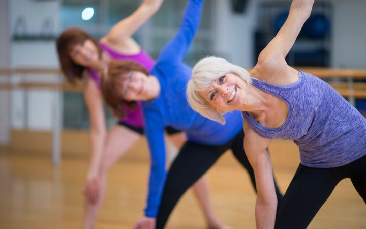Mixed Ability Yoga image