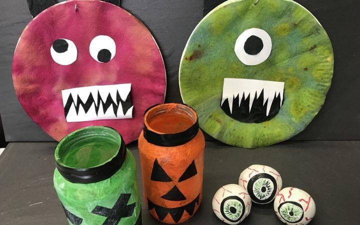 Crafty Kids Halloween Special image