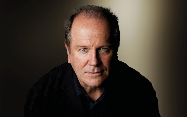 A Live Stream with William Boyd in Conversation with Tamsin Greig image