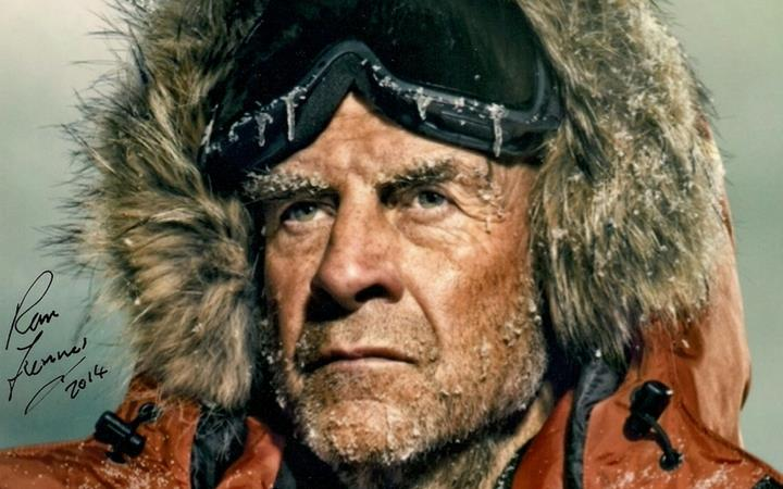 Sir Ranulph Fiennes – Living Dangerously image