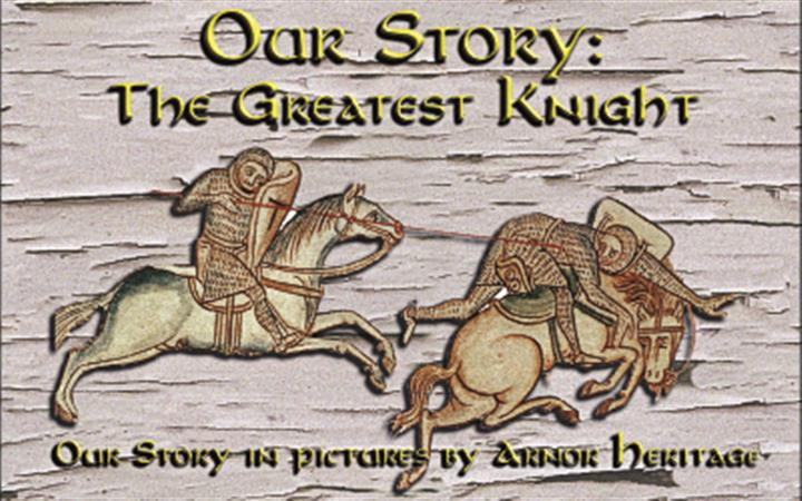The Greatest Knight – William Marshal  image