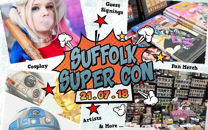 Suffolk Super Con 2018 image