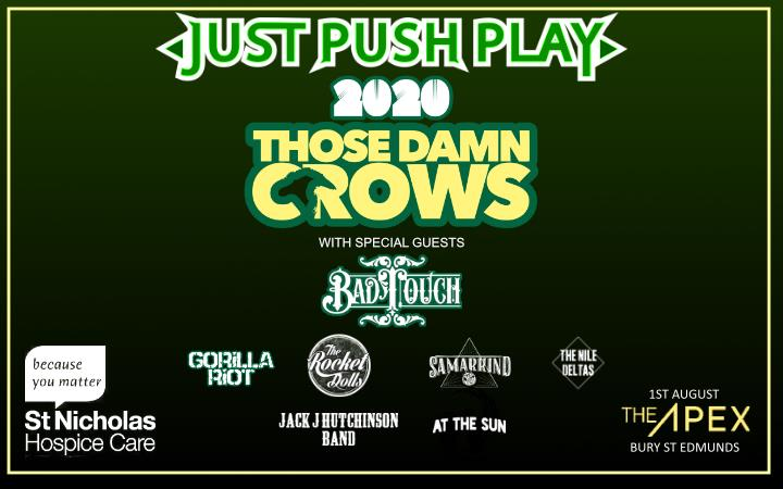 Postponed - Just Push Play Festival